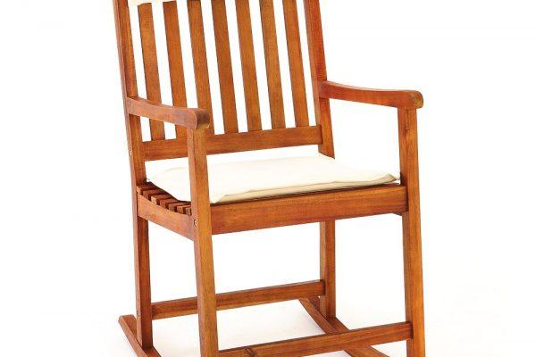 Choisir une rocking chair en bois