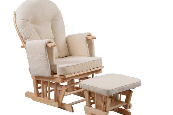 Comment choisir un fauteuil rocking chair d'allaitement ? Notre sélection