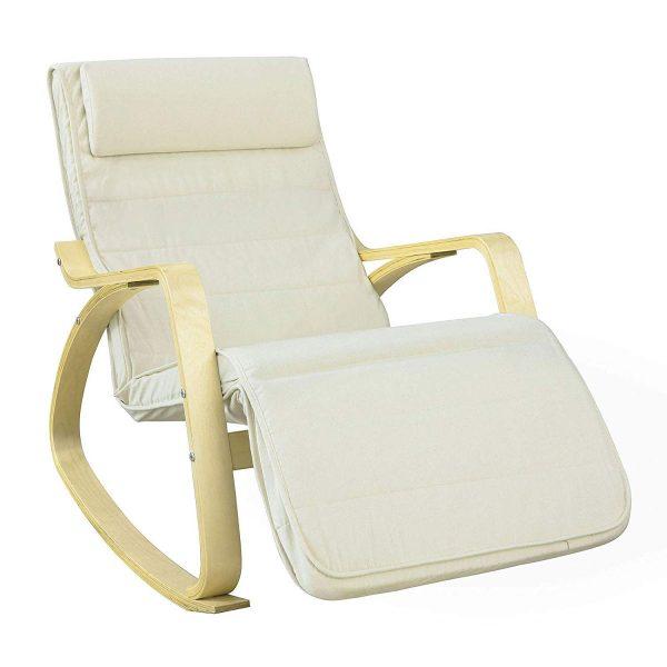 Choisir un rocking chair blanc pour votre intérieur : nos conseils