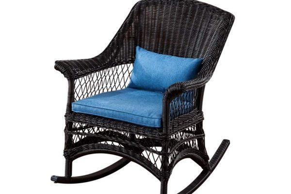 Choisir un fauteuil rocking chair en osier : guide d'achat